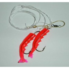 Codfish Rig with 3 Inch Shrimp & 6/0 Hook
