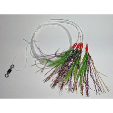 4 Hook Herring Rig with #8 Hooks